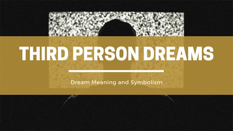 Dreaming In Third Person: Is It Normal?