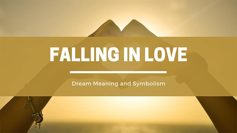 falling in love dreams