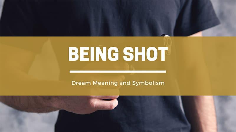 being shot dream