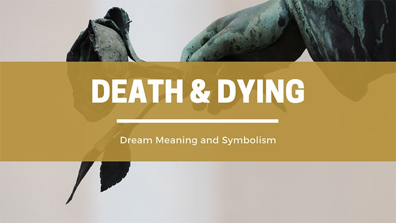 death and dying dream
