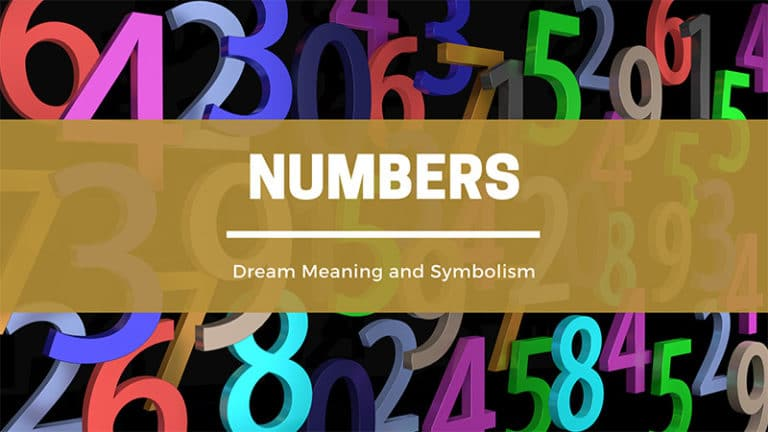What Does It Mean When I See Numbers In My Dream? Number Dream Meaning and Symbolism