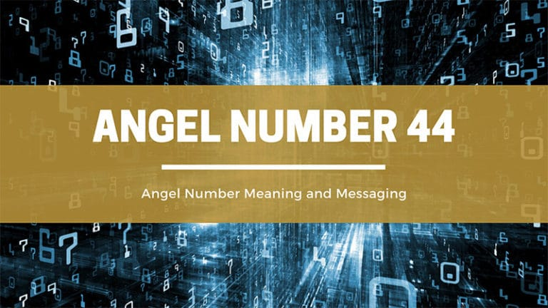 What Does It Mean to Keep Seeing Angel Number 44?