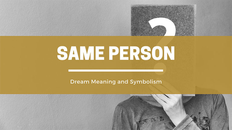 What Does It Mean If I Keep Having Repeated Dreams About The Same Person?