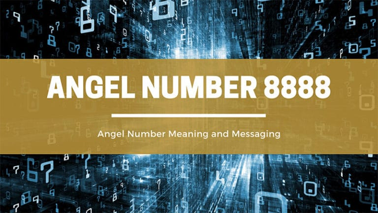 What Does It Mean To See Angel Number 8888 All The Time?